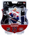 "Alex Galchenyuk (Montreal Canadiens) 2017-18 NHL 6"" Figure Imports Dragon"