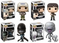 Alien: Covenant Complete Set (4) Funko Pop!