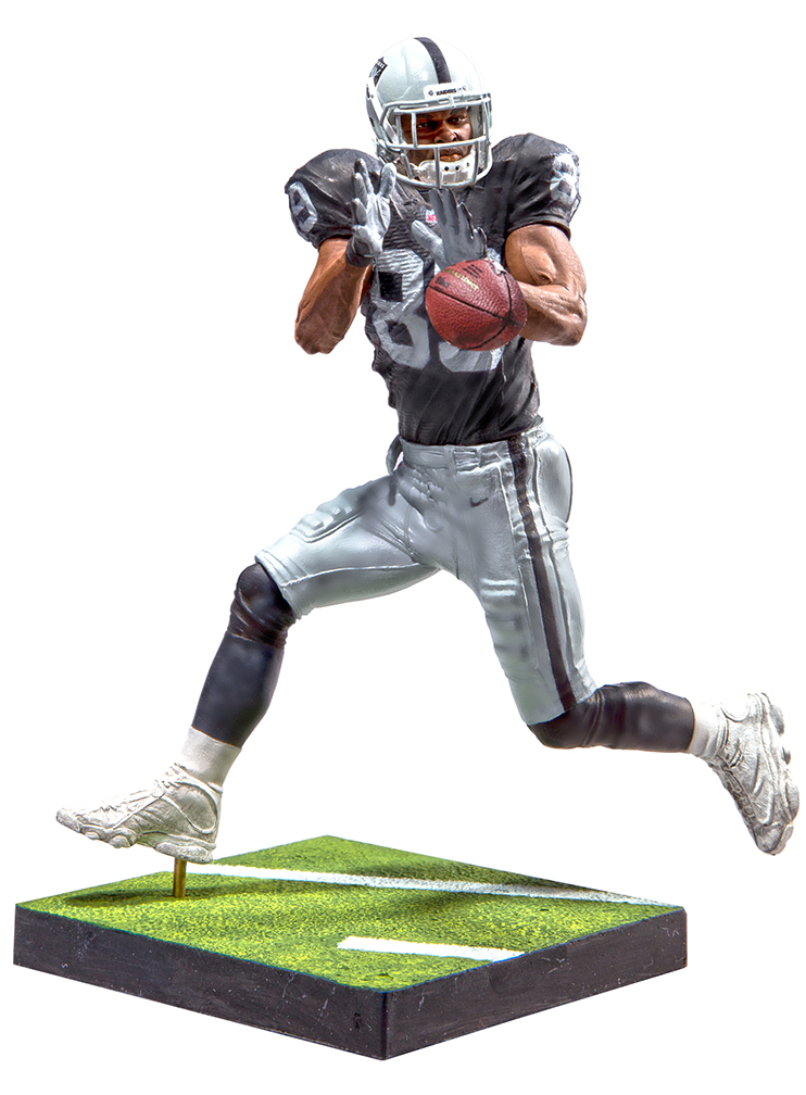 Amari Cooper Oakland Raiders EA Sports Madden NFL 17 Ultimate Team Series 1 McFarlane
