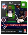 Andre Johnson (Houston Texans) NFL OYO Sportstoys Minifigures