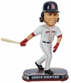 Andrew Benintendi (Boston Red Sox) 2017 MLB Headline Bobble Head by Forever Collectibles