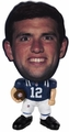 "Andrew Luck (Indianapolis Colts) NFL 5"" Flathlete Figurine"