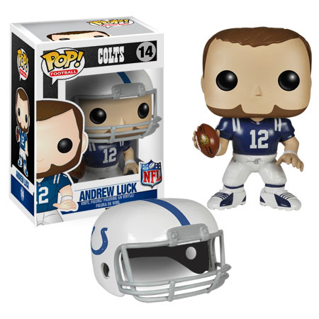 Image result for andrew luck funko pop