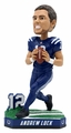 Andrew Luck (Indianapolis Colts) 2017 NFL Color Rush Bobblehead