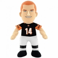 "Andy Dalton (Cincinnati Bengals) 10"" NFL Player Plush Bleacher Creatures"