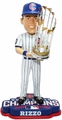 Anthony Rizzo (Chicago Cubs) 2016 World Series Champions Bobble Head by Forever Collectibles