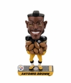 Antonio Brown (Pittsburgh Steelers) 2017 NFL Caricature Bobble Head by Forever Collectibles