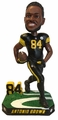 Antonio Brown (Pittsburgh Steelers) 2017 NFL Color Rush Bobblehead