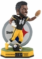 Antonio Brown (Pittsburgh Steelers) 2017 NFL Receiving Yards Tracker Bobblehead by FOCO