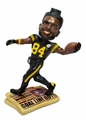 Antonio Brown (Pittsburgh Steelers) Color Rush Christmas Day Newspaper Base Exclusive #/750 by Forever Collectibles