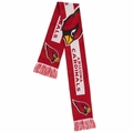 Arizona Cardinals NFL Big Logo Scarf By Forever Collectibles