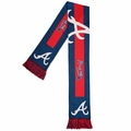 Atlanta Braves MLB Big Logo Scarf By Forever Collectibles