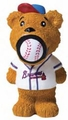 Atlanta Braves MLB Squeeze Popper Mascot