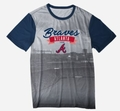 Atlanta Braves Outfield Photo Tee by Forever Collectibles