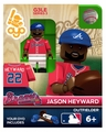 Atlanta Braves OYO Minifigures