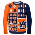 Auburn Ugly College Sweater BusyBlock