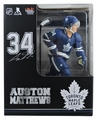 "Auston Matthews (Toronto Maple Leafs) 2017-18 NHL 12"" Figure Imports Dragon ONLY 2850"