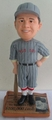 Babe Ruth (Boston Red Sox) Newspaper Base 2014 Forever Collectibles Bobble Head