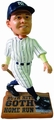 Babe Ruth (New York Yankees) 60 Home Runs Newspaper Base Exclusive Bobble Head #/300