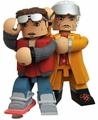 "Back To The Future 4"" Vinimates By Diamond Select Toys"