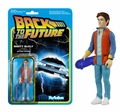 Back To The Future ReAction 3 3/4-Inch Retro Action Figures