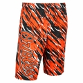 Baltimore Orioles MLB Repeat Print Polyester Shorts By Forever Collectibles
