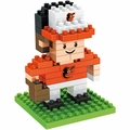 "Baltimore Orioles MLB 3D 2"" Player BRXLZ Puzzle By Forever Collectibles"