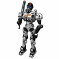 "Baltimore Orioles MLB Poseable 10"" Team Robot"