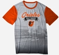 Baltimore Orioles Outfield Photo Tee by Forever Collectibles
