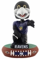 Poe (Baltimore Ravens) Mascot 2018 NFL Baller Series Bobblehead by Forever Collectibles