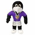 "Baltimore Ravens NFL 8"" Plush Team Mascot"
