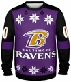 Baltimore Ravens NFL Ugly Sweater Almost Right