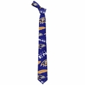 Baltimore Ravens NFL Ugly Tie Repeat Logo by Forever Collectibles