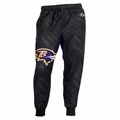 Baltimore Ravens NFL Polyester Mens Jogger Pant by Klew