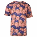 Bartolo Colon (New York Mets) Many Faced MLB Tee by Forever Collectibles
