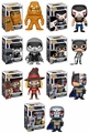 Batman: The Animated Series 2 Complete Set W/CHASE (7) Funko Pop!