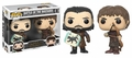 Battle of the Bastards: Jon Snow & Ramsay Bolton (Game of Thrones) Funko Pop! 2 Pack