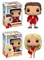 Baywatch Complete Set (2) Funko Pop!