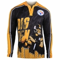 Ben Roethlisberger #7 (Pittsburgh Steelers) NFL Player Poly Hoody