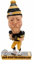 Ben Roethlisberger (Pittsburgh Steelers) 2017 NFL Caricature Bobble Head by Forever Collectibles