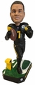 Ben Roethlisberger (Pittsburgh Steelers) 2017 NFL Color Rush Bobblehead