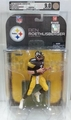 Ben Roethlisberger (Pittsburgh Steelers) NFL Series 18 McFarlane AFA Graded 9.0