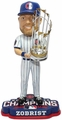 Ben Zobrist (Chicago Cubs) 2016 World Series Champions Bobble Head by Forever Collectibles
