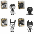 Bendy And The Ink Machine Series 2 Complete Set (4) Funko Pop!