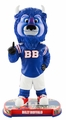 Billy Buffalo (Buffalo Bills) Mascot  2017 NFL Headline Bobble Head by Forever Collectibles
