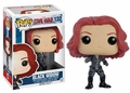Black Widow (Captain America 3-Civil War) Funko Pop!