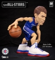 """Blake Griffin (Los Angeles Clippers) 2018 S1 IconAI 11"""" NBA smALL-STARS Edition (Blue)"""