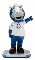Blue (Indianapolis Colts) Mascot 2017 NFL Headline Bobble Head by Forever Collectibles