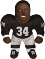 "Bo Jackson (Los Angeles Raiders) 24"" NFL Plush Studds by Forever Collectibles"