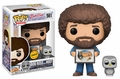 Bob Ross and Hoot CHASE (The Joy of Painting) Funko Pop!